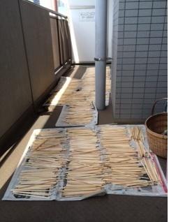 151123天保山まつり割箸2